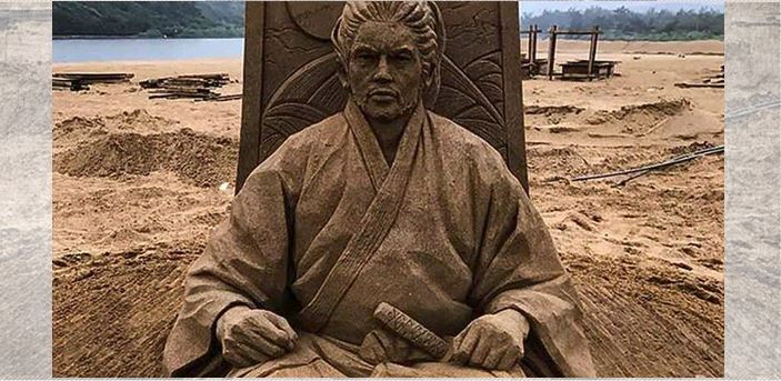 Αγάλματα στην άμμο (ΦΩΤΟ)
