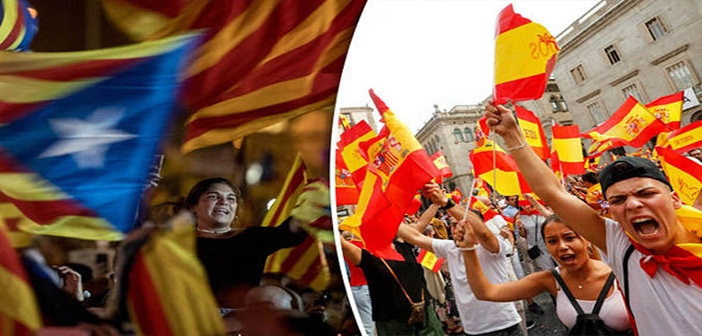 Catalonia vs Spain