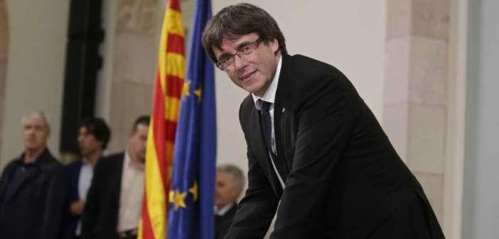 Καταλονία: Ο Πουτζντεμόντ προσπάθησε να τετραγωνίσει τον κύκλο και η Μαδρίτη ρωτά: Ανεξαρτητοποιηθήκατε ή όχι