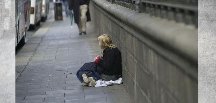 Λονδίνο: «Πρωτεύουσα της φτώχειας» – 2,3 εκατ. άνθρωποι ζουν στη φτώχεια