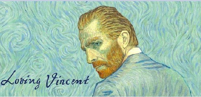 Loving Vincent:  Βιογραφική ταινία για τον Βίνσεντ Βαν Γκογκ, ζωγραφισμένη στο χέρι