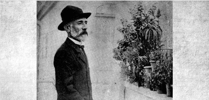 Μικέλης Άμβλιχος, η μούσα του ήταν σοσιαλίστρια