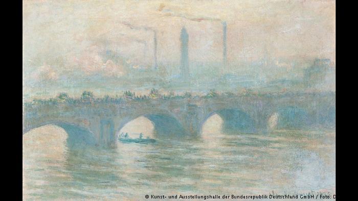 Κλοντ Μονέ, Η Γέφυρα του Βατερλώ, 1903 Το έργο του διάσημου ιμπρεσιονιστή ζωγράφου ενδέχεται να εκλάπη από τους Ναζί. Πουλήθηκε το 1907 από τον ίδιο τον καλλιτέχνη στην γκαλερί Durand Ruel. Ο Εβραίος έμπορος και εκδότης Πάουλ Κασίρερ φέρεται να το δώρισε στη Μαρί Γκούρλιτ, η οποία το δώρησε με τη σειρά της το 1923 στον γιο της Χίλντεμπραντ.
