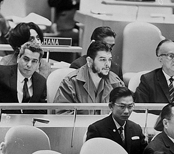 Che Guevara at the UN 1964 2