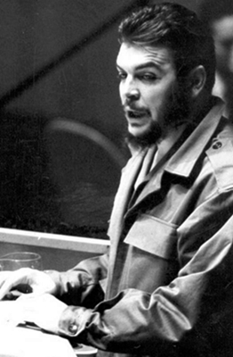 Che Guevara at the UN 1964 5