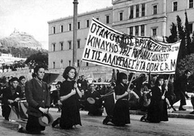 Ο ηρωϊκός ένοπλος αγώνας του ΕΑΜ-ΕΛΑΣ το Δεκέμβρη του 1944 ήταν... «σταλινικό πραξικόπημα», σύμφωνα με τον Κ.Καστοριάδη.