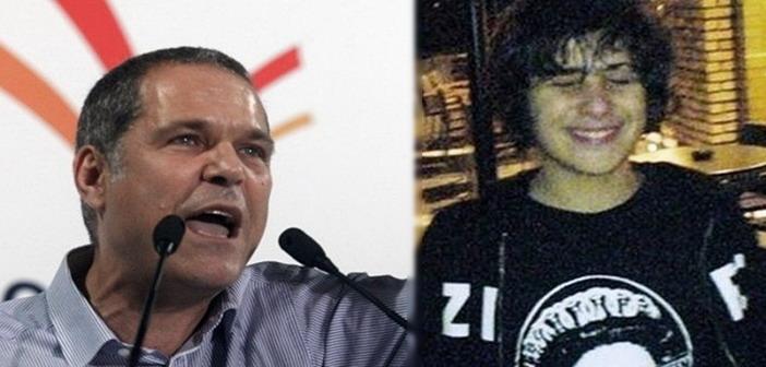 Ο θρασύδειλος φασίστας Τζήμερος χυδαιολογεί κατά των δολοφονημένων Γρηγορόπουλου-Φύσσα
