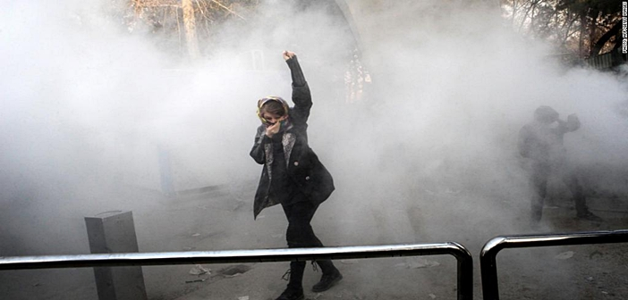 IRAN PROTESTS 23