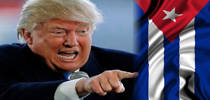 TRUMP vs CUBA