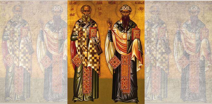 Άγιος Αθανάσιος και Κύριλλος(Υπό την σκιά της κατακρεουργημένης Υπατίας)