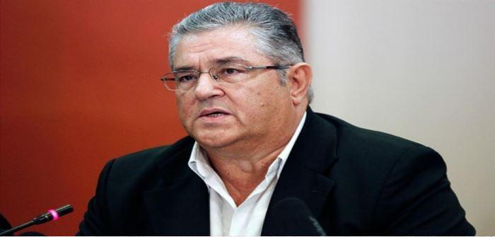 Δ. Κουτσούμπας: «Πρέπει να προηγηθεί της ονοματολογίας συμφωνία για το απαραβίαστο των συνόρων»