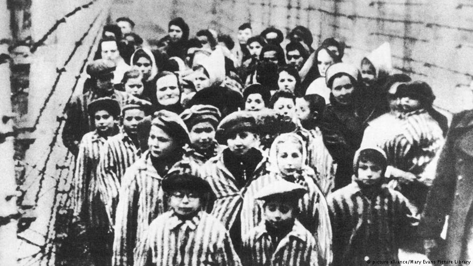 Το 96% του εβραϊκού πληθυσμού της Θεσσαλονίκης εξοντώθηκε στα γερμανικά στρατόπεδα θανάτου