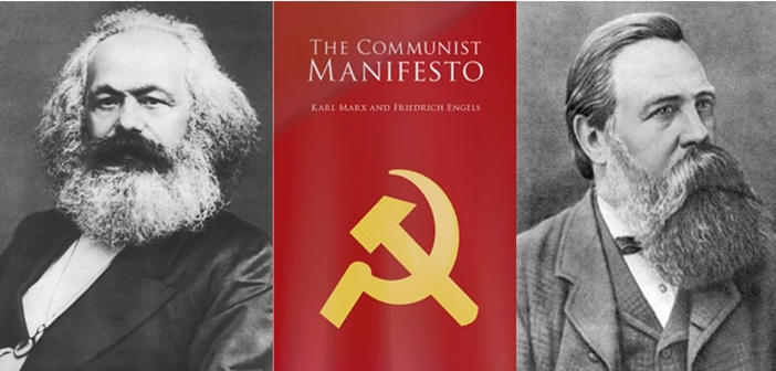 Marx Engels Communist Manifesto