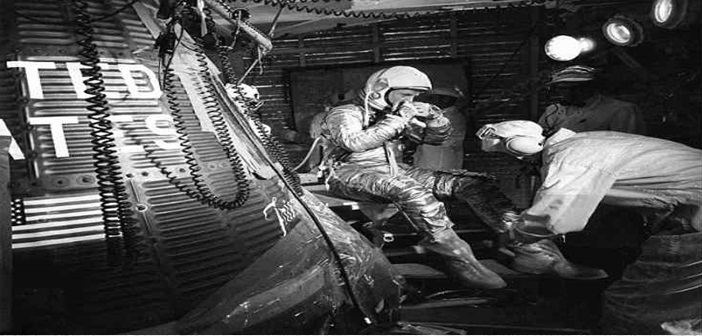 20 Φεβρουαρίου 1962: Ο αγώνας για την εξερεύνηση του Διαστήματος