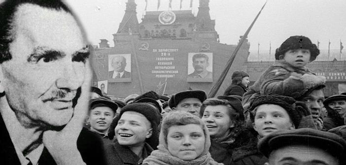 kazantzakis USSR