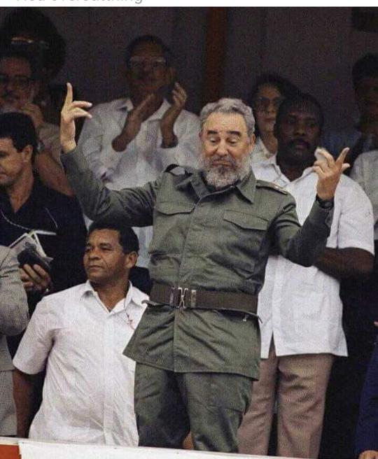 Ο Κάστρο εξηγεί με τον μοναδικό του τρόπο πως έπεσε στο κενό παλιότερη προσπάθεια συκοφάντησης της Κούβας