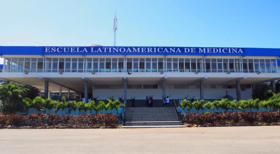 Ιατρική Πανεπιστημιακή Σχολή Λατινικής Αμερικής στην Αβάνα.