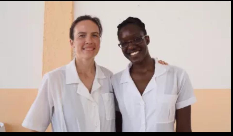 Olive Albanese και Agyeiwa Weathers Αμερικάνες υπότροφοι στο ELAM