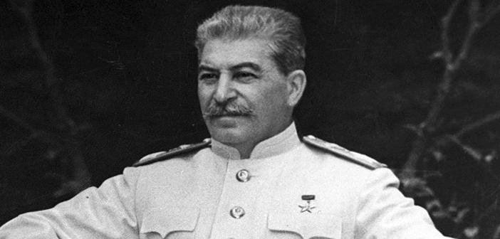 Ι.Β.Στάλιν: Τον τρέμουν ακόμη!
