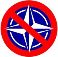 anti-nato logo