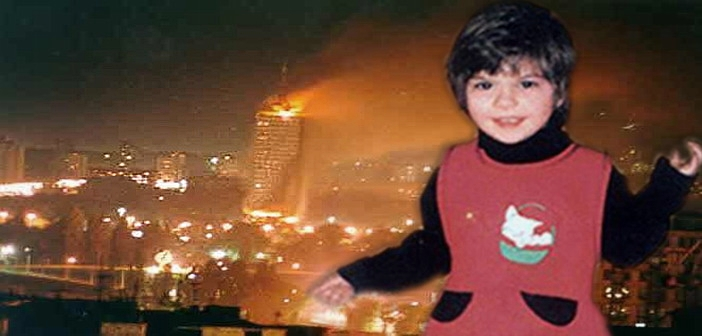 milica rakic belgrade 1999 nato bombings