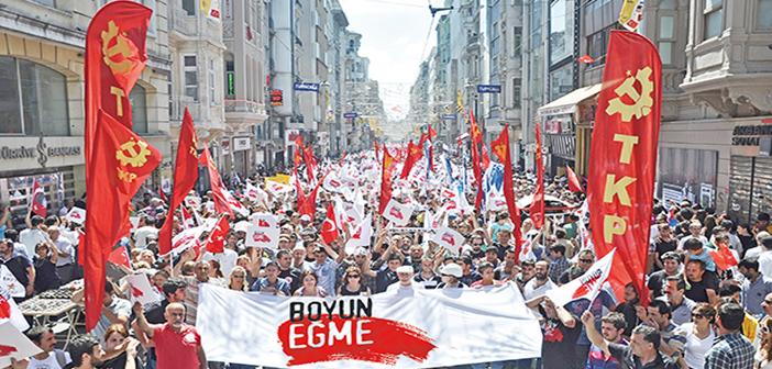 ΚΚ Τουρκίας: Καμπάνια για αποδέσμευση από το ΝΑΤΟ, κλείσιμο των αμερικανονατοϊκών βάσεων