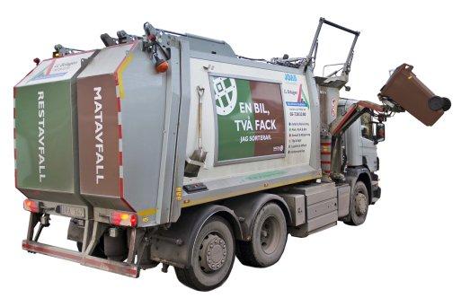 Πολυμηχάνημα απορριμμάτων και ανακύκλωσης