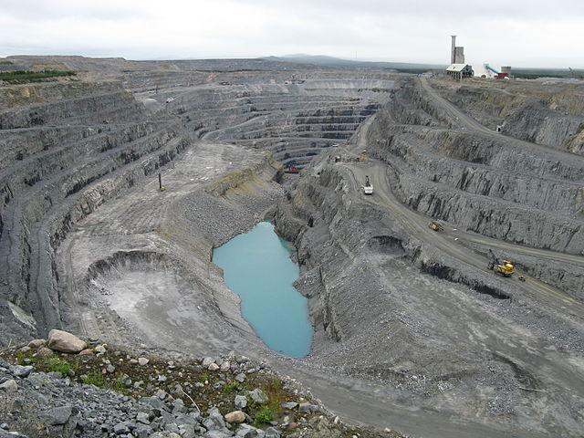 Το ορυχείο της Boliden.