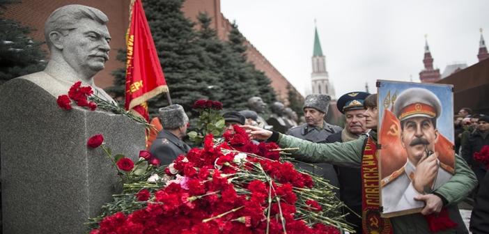 Stalin grave