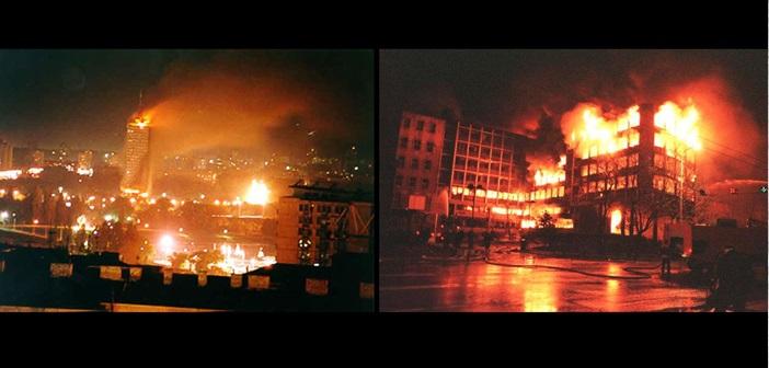 3 Απριλίου 1999: Οι πρώτοι πύραυλοι χτυπούν το Βελιγράδι