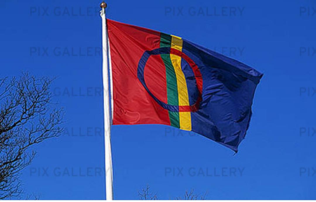Η σημαία των Σάμι