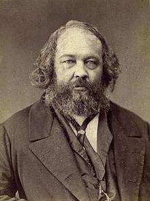 Μιχαήλ Αλεξάνδροβιτς Μπακούνιν (1814-1876).