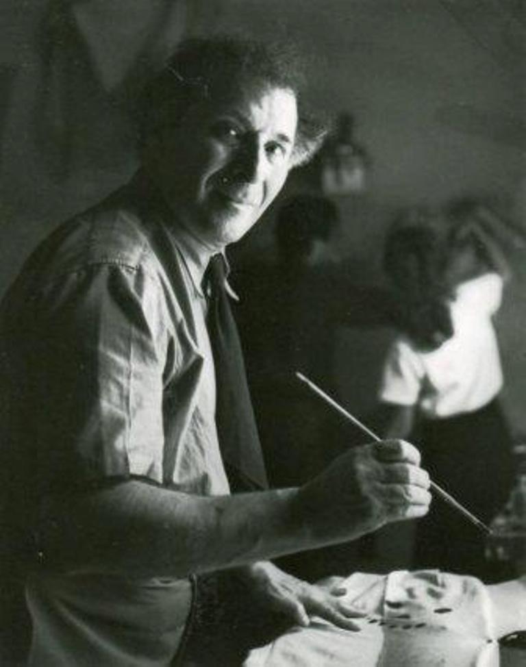 ΛΕΟ ΜΑΤΙΣ, Ο ΖΩΓΡΑΦΟΣ ΜΑΡΚ ΣΑΓΚΑΛ, MEJIKO 1946