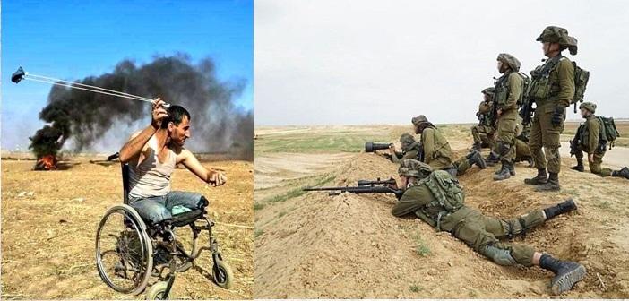 Αποτέλεσμα εικόνας για πυροβολουν αμάχους στην Γάζα απο το Ισραήλ