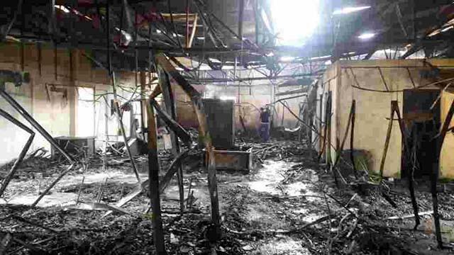 Nica_RadioNicaragua_efter_terroristattack