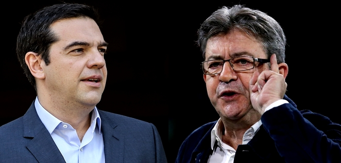 Melenchon vs Tsipras