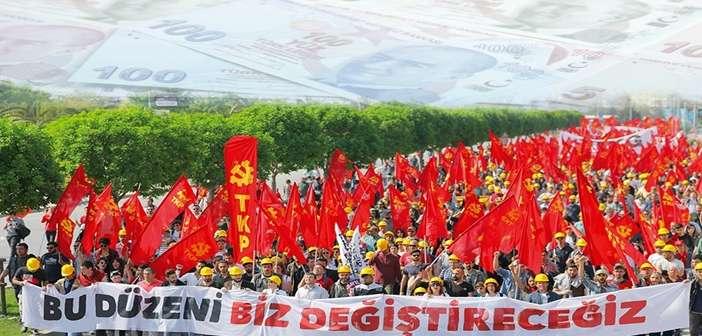 TURKEY COMMUNIST PARTY