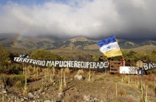 """""""Ανάκτηση της χώρας των Mapuche """" ζητούν οι αυτόχθονες κάτοικοι"""