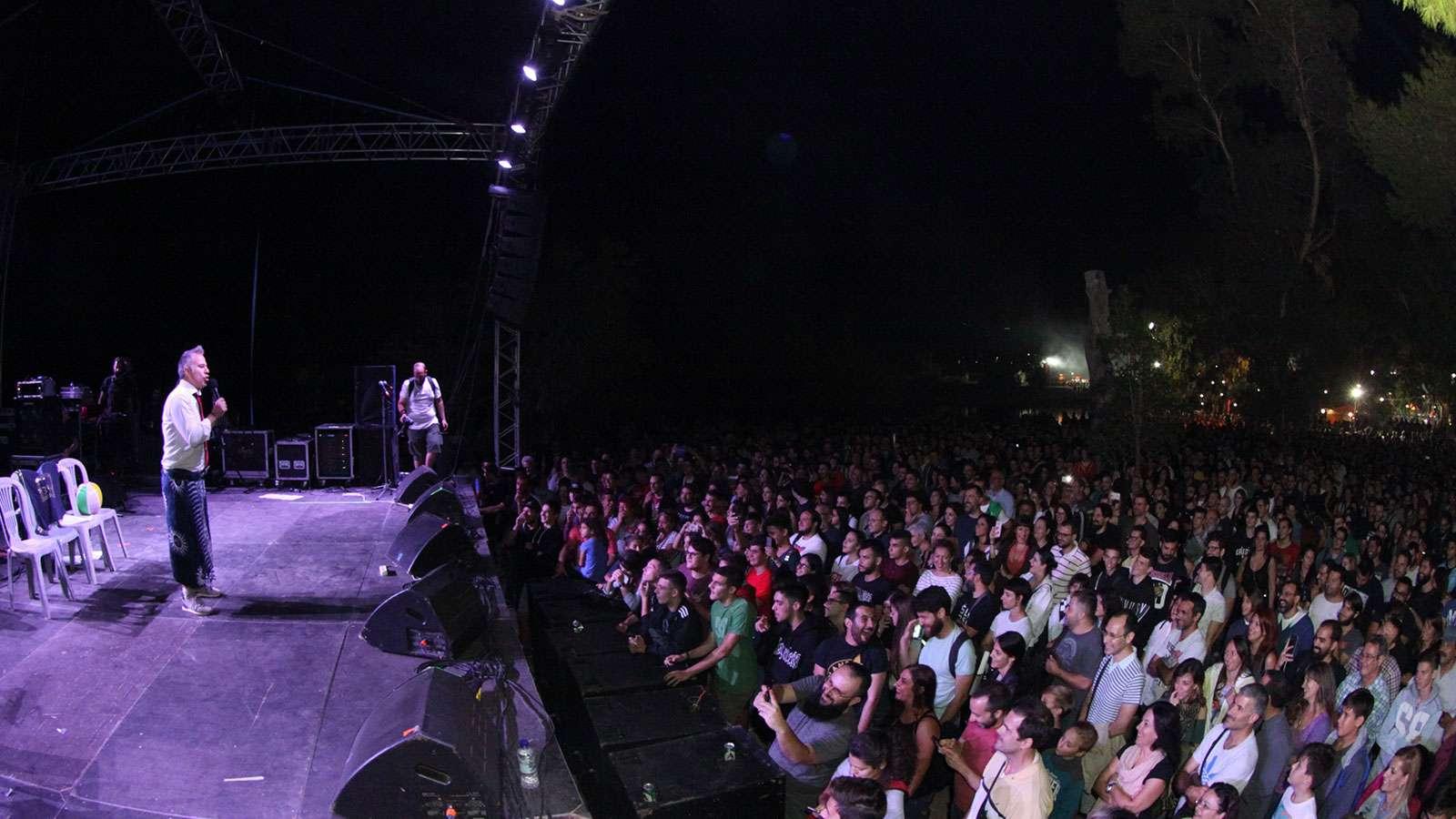 festival zaralikos