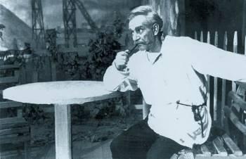 Ο Αντώνης Γιαννίδης στο έργο του Αλεξάντερ Καρνετσούκ «Μακάρ Ντουμπράβα»