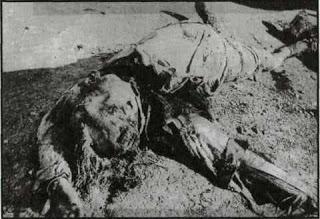Νεκρός από βόμβα ναπάλμ