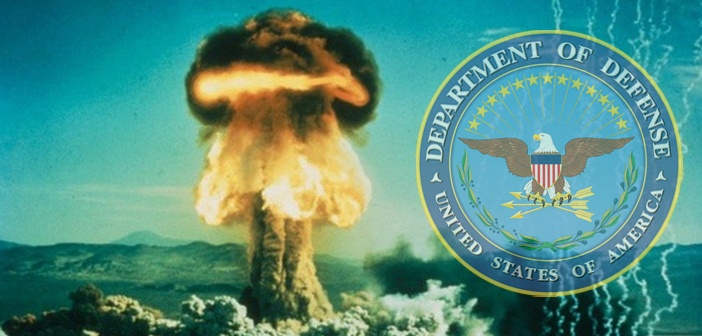 nuclear weapons us pentagon