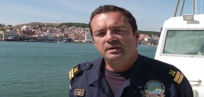 Πέθανε ο Κυρ. Παπαδόπουλος, από τους πρωταγωνιστές στις επιχειρήσεις διάσωσης προσφύγων από το Λιμενικό