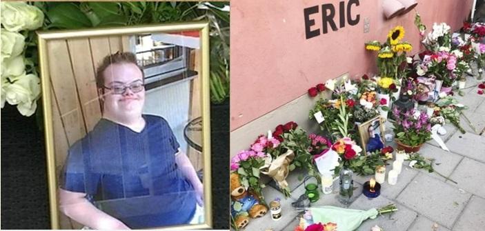 Σουηδική Αστυνομία, έριξε 25 σφαίρες και σκότωσε πισώπλατα 20χρονο με σύνδρομο Down