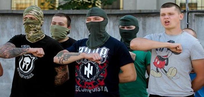 Ουκρανοί νεοναζί
