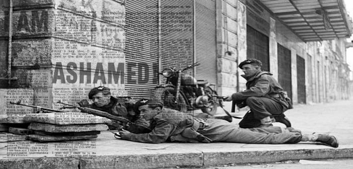 «Ντρέπομαι»: Συγκλονιστικό γράμμα βρετανού στρατιώτη για τα γεγονότα του Δεκέμβρη του '44