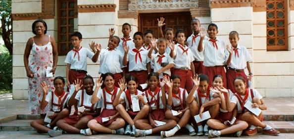CUBA EDUCATION