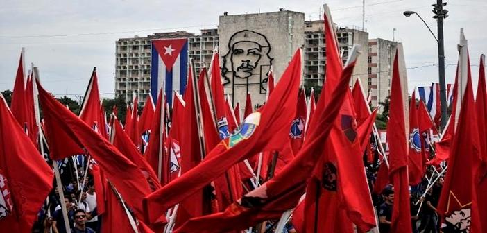 CUBA REVOLUTION