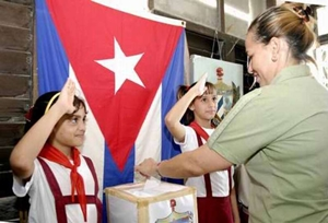 CUBA VOTING
