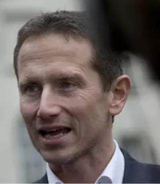 """Ο """"διώκτης μεταναστών"""" υπουργός Οικονομικών της Δανίας"""
